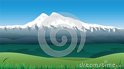 Muntain Landscape