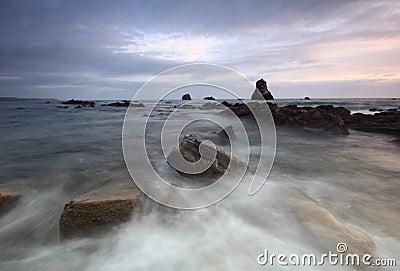 Залив Mupe