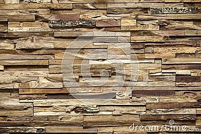 Mur d 39 int rieur en bois avec le soulagement photos libres - Revetement mural interieur en bois ...