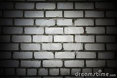 mur de briques de blanc de vignette photos libres de. Black Bedroom Furniture Sets. Home Design Ideas