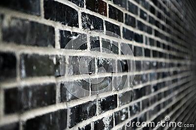 Mur de briques noir photos stock image 5637823 - Mur brique noir ...