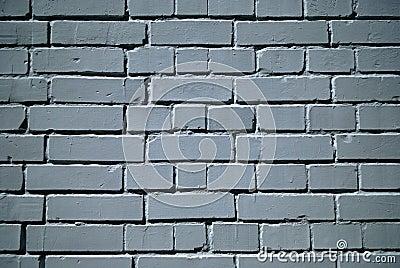 mur de briques peint blanc photographie stock libre de droits image 5021907. Black Bedroom Furniture Sets. Home Design Ideas
