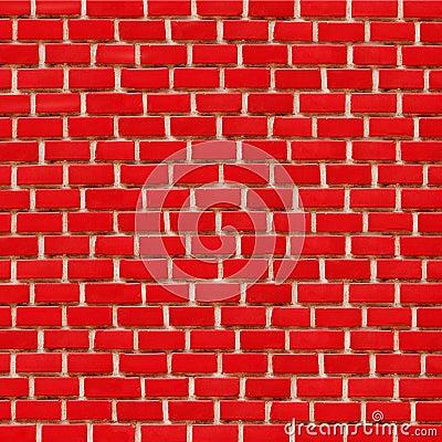 mur de briques rouges photo stock image 15863390. Black Bedroom Furniture Sets. Home Design Ideas