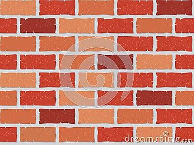 Mur de briques sans joint image stock image 9004871 - Photo de mur en brique ...
