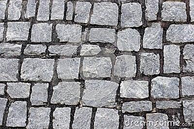 Mur de roche