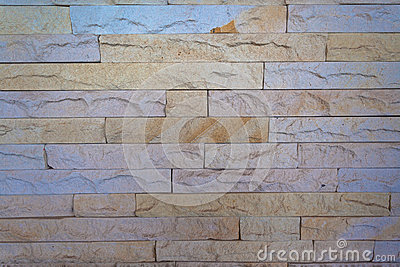 Mur en pierre empilé d ardoise