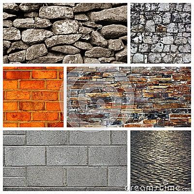 mur en pierre mur de briques et un trottoir image libre de droits image 36295536. Black Bedroom Furniture Sets. Home Design Ideas