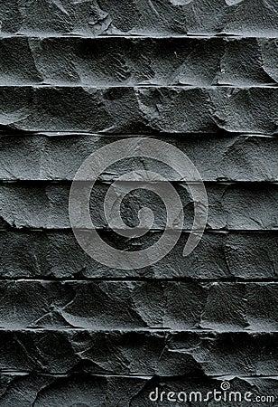 mur noir texture en pierre photo libre de droits image 27502275. Black Bedroom Furniture Sets. Home Design Ideas