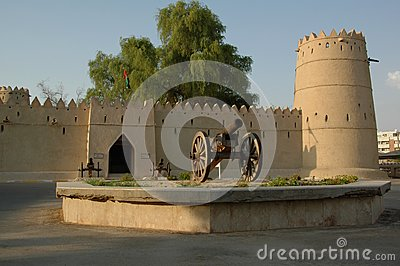 Murabba a Fort, City of Al Ain
