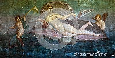 Mural of Venus