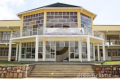 Murambi Genocide Memorial Center, Rwanda Editorial Image