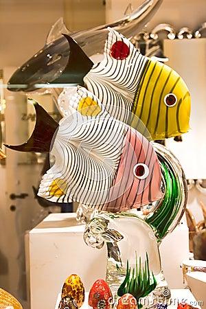 Murano Fishes