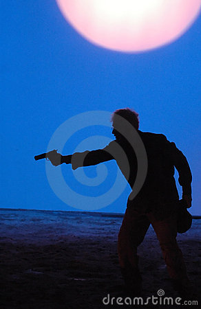 Free Murderer Stock Image - 1706831