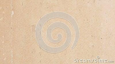 Muro de cemento de Brown texturizado blur almacen de metraje de vídeo