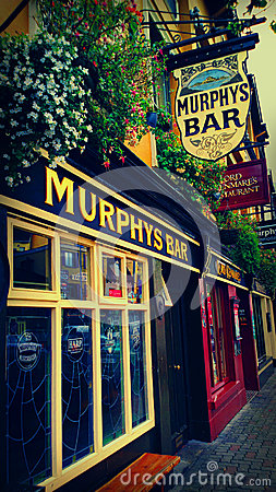 Murphys Bar, Killarney Editorial Photography