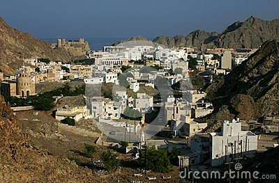 Muscat the capital of Oman