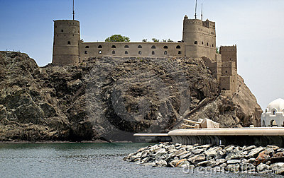Muscat Fortress