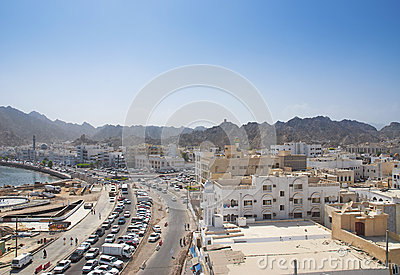 Muscat in oman Editorial Photography