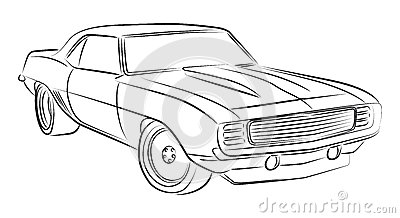 Hippie van coloring page 0071 1006 2115 1027 likewise 493777546622590099 also Barn Find Cars And Trucks moreover How To Draw Cars furthermore Stock Photography Muscle Car Ilustration American Image32022202. on old classic cars coloring pages