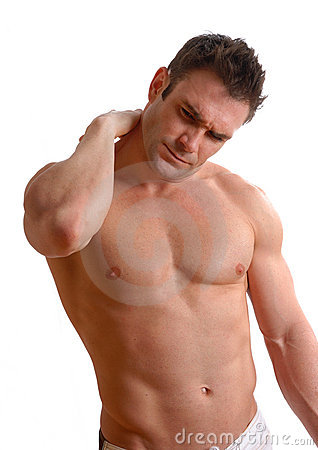 Free Muscle Pain Royalty Free Stock Photo - 1894575