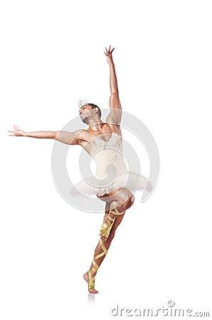 Muscular ballet