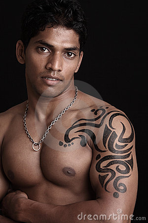indian guy sexy necketphoto