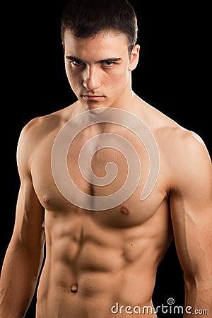 Free Muscular Man Stock Photography - 11600122
