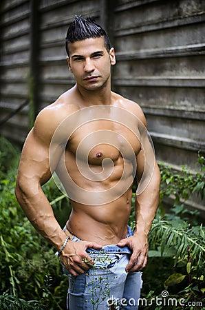 Free stock sexy hispanic male