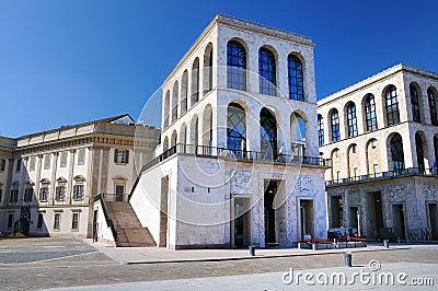 Museo del Novecento in  Milano, Italy