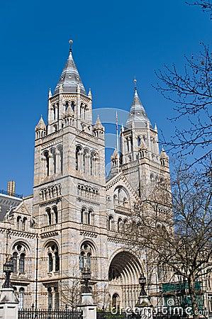 Museo nacional de la historia, Londres