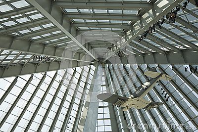 Museo nazionale del corpo della marina Immagine Stock Editoriale