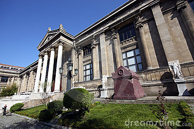 Museu da arqueologia de Istambul