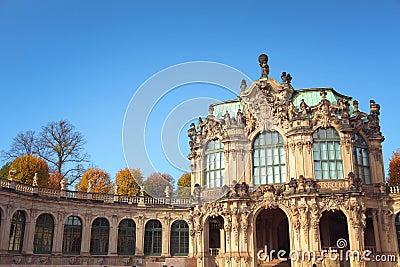 Museu em Dresden