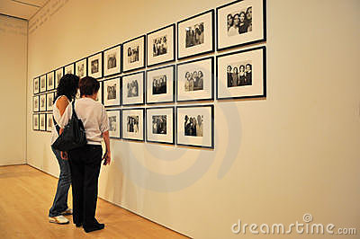 Museum Editorial Stock Photo