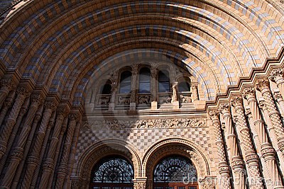 Museum arches