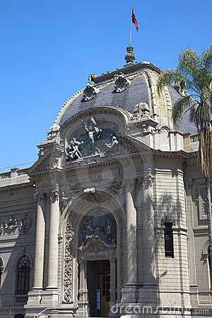 Museum of Bellas Artes, Santiago de Chile