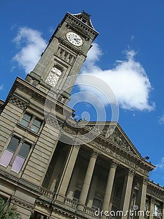 Museum, Birmingham, England