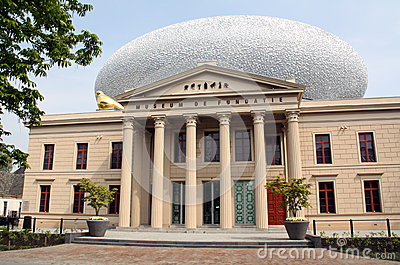 Museum de Fundatie Editorial Image