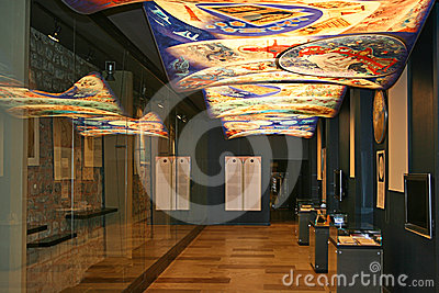 Museum of The History of Science and Technology Editorial Stock Photo