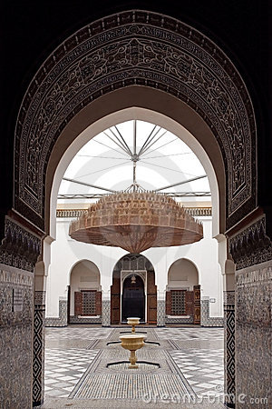 Museum of Marrakesh.