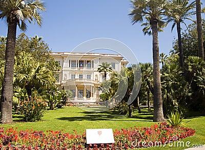 Museum Massena French Riviera Nice France