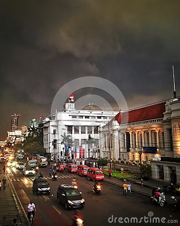 Free Museum Of Bank Indonesia Royalty Free Stock Photo - 106244375
