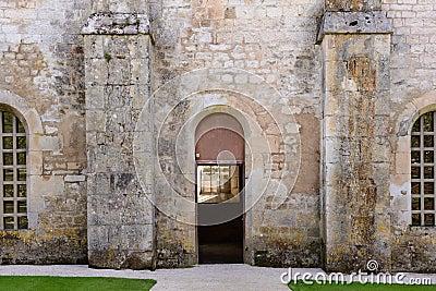Museum på den Fontenay abbeyen