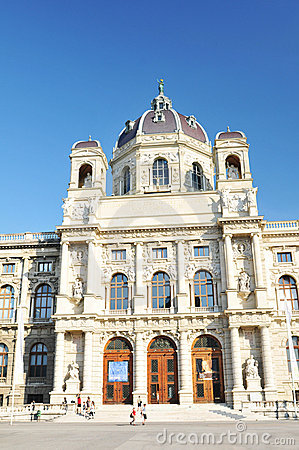 Museum Quarter, Vienna Editorial Stock Image