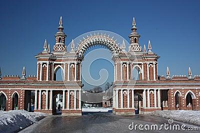 "Museum - reserve ""Tsaritsyno"". Galarea-the"