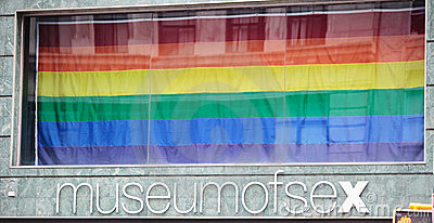 Museum Of Sex Editorial Stock Image