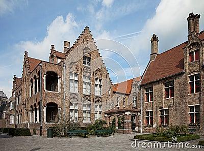 Museum Sint-Jan in Brugge, Belgium
