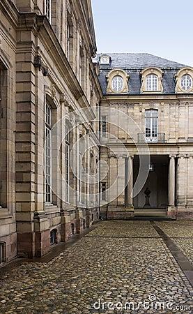 Museum in Strasbourg