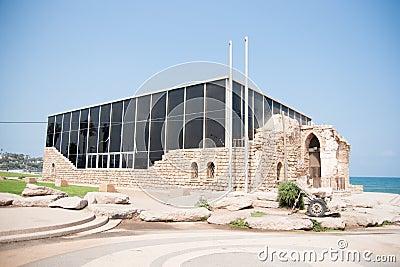 Museum in Tel Aviv