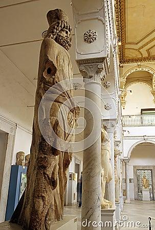 Museum- Tunis, Tunisia